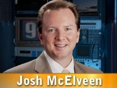 Josh McElveen, Political Director/news anchor/reporter. Click on picture to view bio.