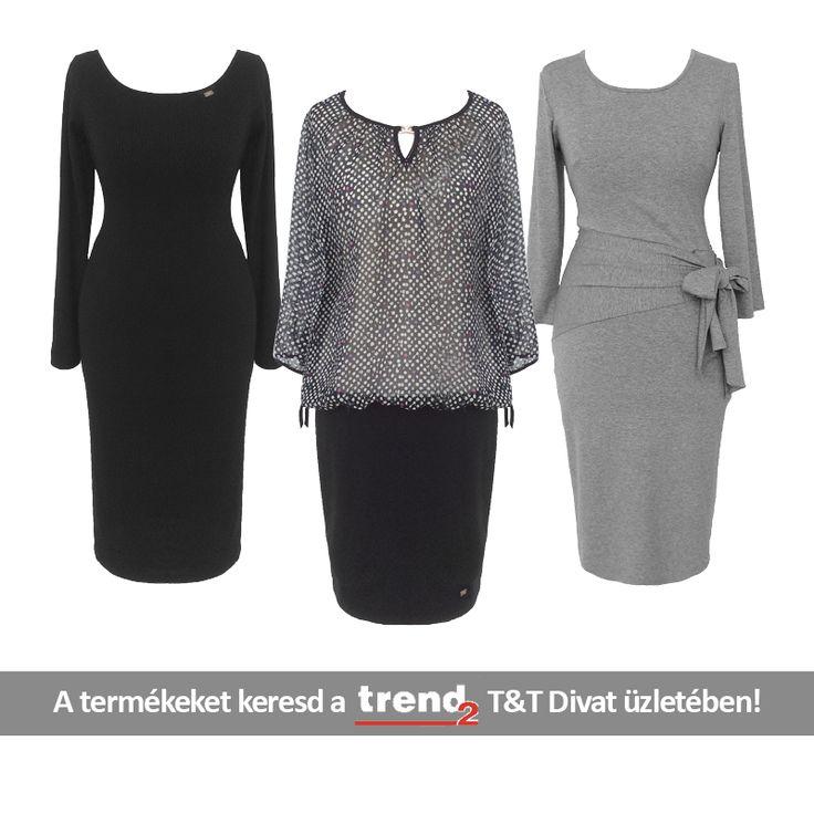 Őszi finom elegancia a T&T Divattól! Keressétek a Trend2-ben üzletüket!