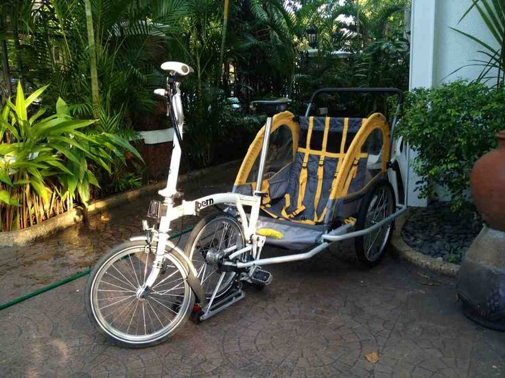 Used Bicycle Trailers for Sale