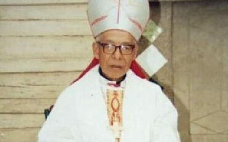 ...the Vatican has not commented on the Bishop's death. http://www.telegraph.co.uk/news/worldnews/asia/china/11396106/Catholic-bishop-dies-in-China-after-14-years-in-prison.html