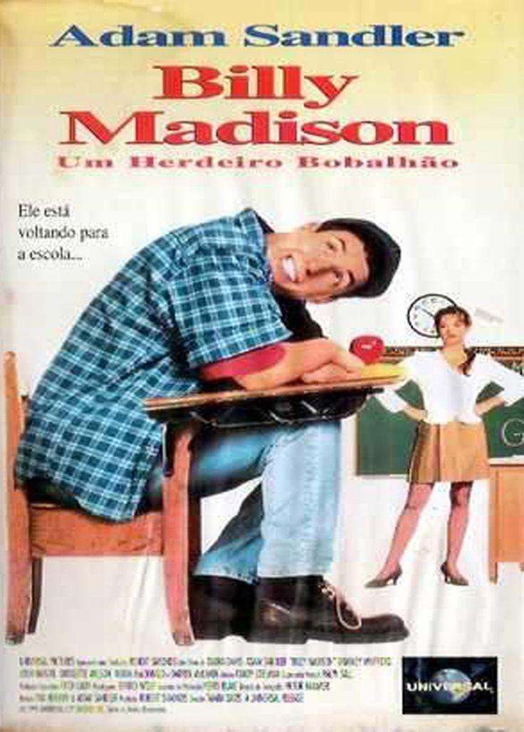 1995 - Billy Madison Um Herdeiro Bobalhão