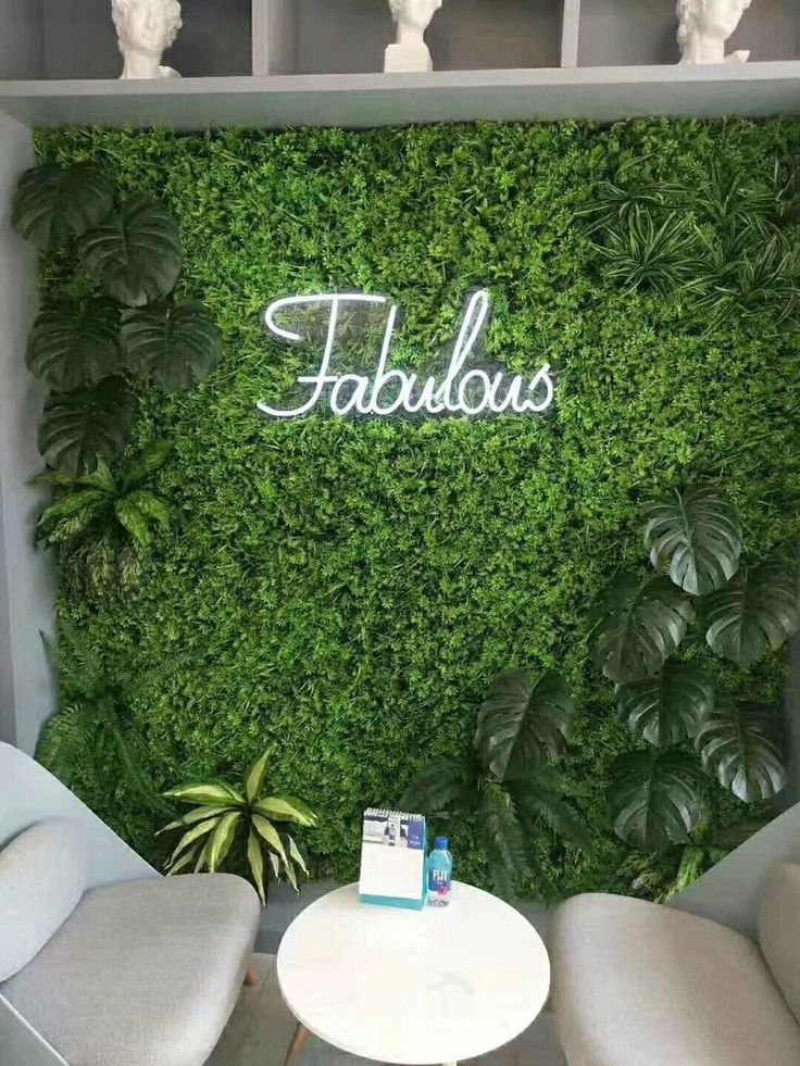 Green mat FOR BACKDROP WALL GREEN HEDGE flower wall ...