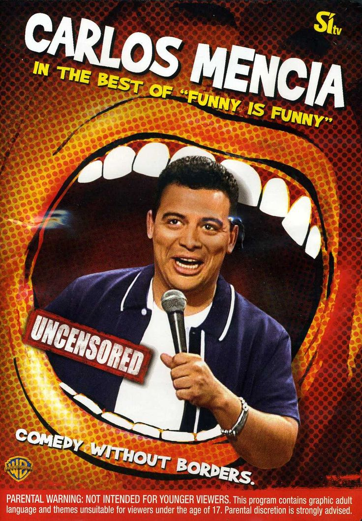 Warner Carlos Mencia in: The Best of Funny is Funny