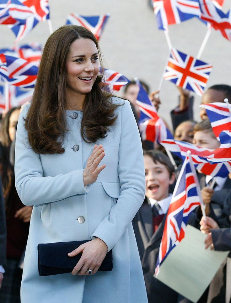 Kate Middleton Reveals Adorable Baby News