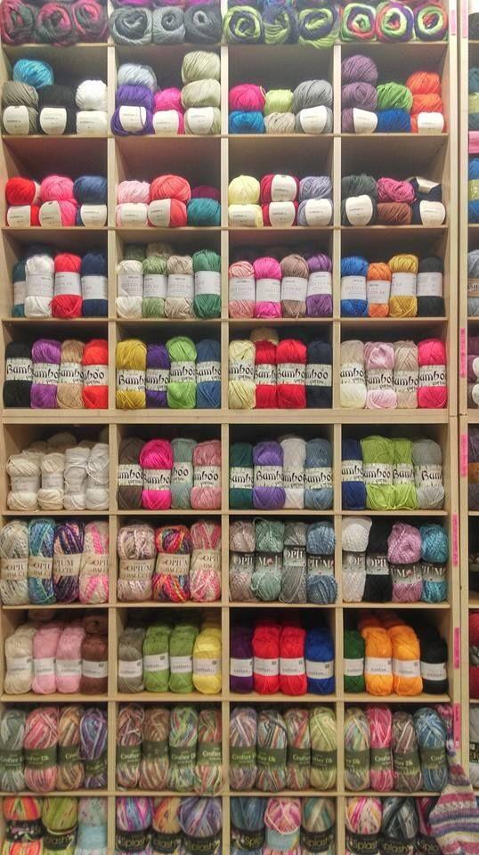 #yarn #BambooCotton #CottonAran #OpiumPalette