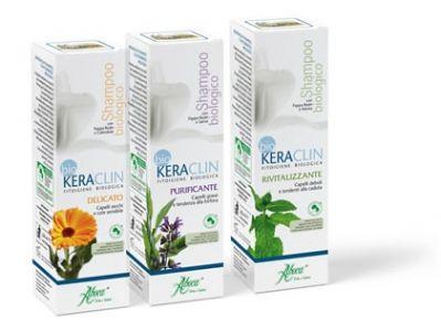 Keraclin - Fitoigiene Biologica per la cura dei capelli - Piante medicinali prodotti naturali fitoterapia erboristeria erbe e salute