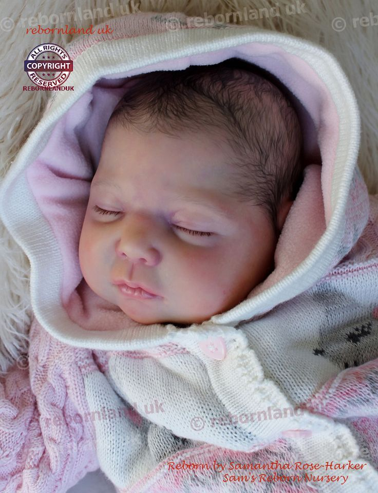 Unpainted Soft Reborn Doll Kit with or without doll body THESE PICTURES SHOW HOW…