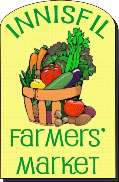 Innisfil Farmer's Market on Thursdays 1-6PM at the Innisfil Community Centre (summer only).  Lots of parking, great for families, and you can pre-order your Nicholyn Farms foods ahead of time so they are ready for you!