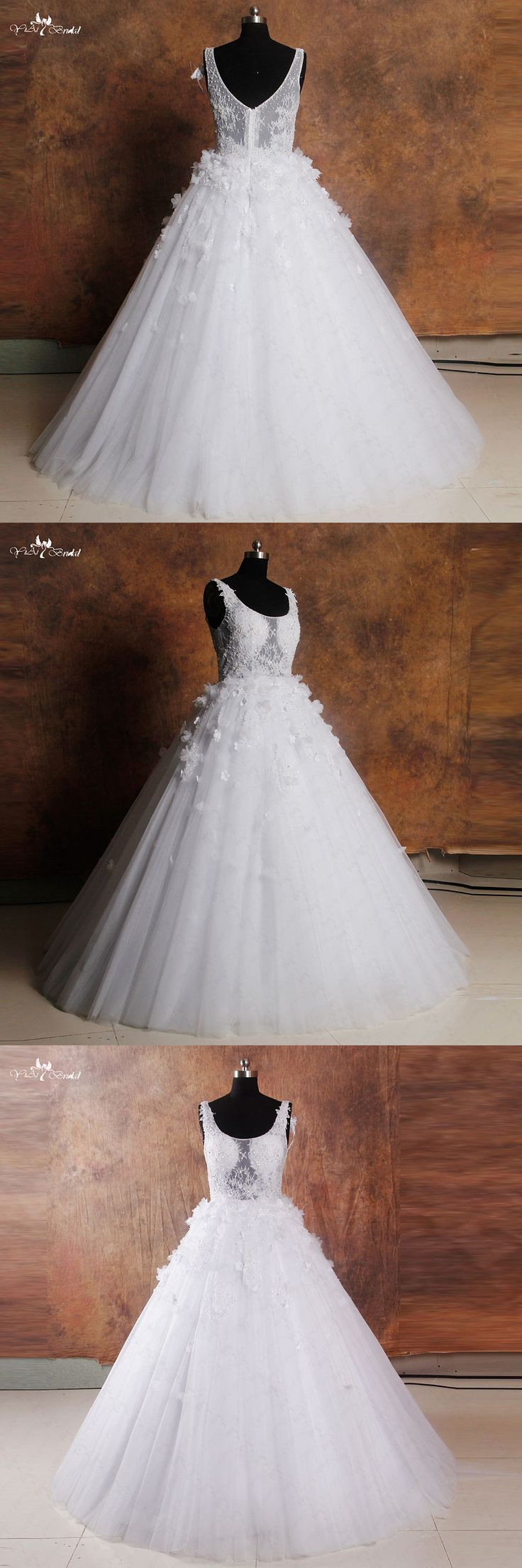 RSW1002 2017 Newest Flowers Real Photo Sexy Backless White Maternity Ball Gown Country Western Wedding Dresses Lace