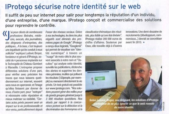 iProtego sécurise nos données sur le web