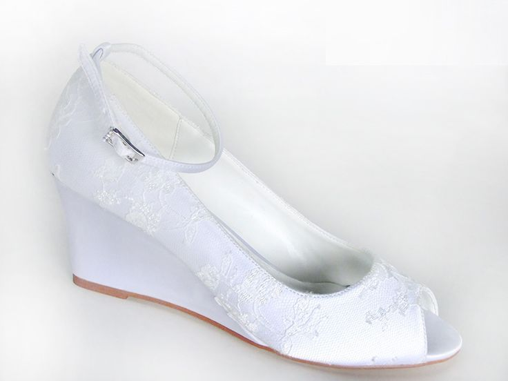 #AnellaWeddingShoes Jayne Style www.weddingshoes.co.za Available from September 2014 Can be dyed to any colour!