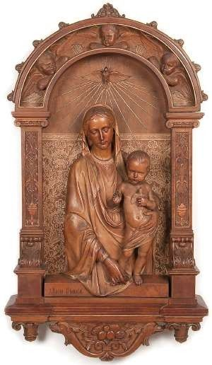 carved russian icon - Google Search