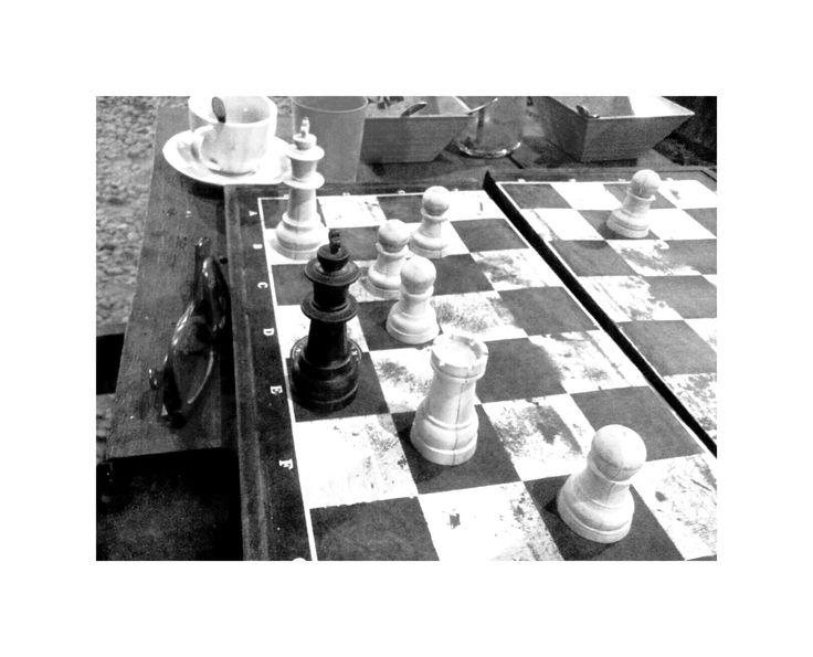 Checkmate pake pion