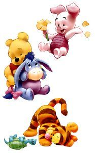 Pooh-Clipart.Com- Free Winnie The Pooh and Friends Clipart with ...