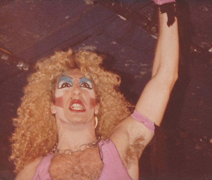 Dee Snider - Twister Sister - 1981 - Hammerheads NY