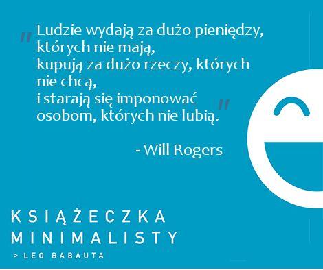 Minimalizm eg. Leo Babauty