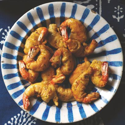 Gordon Ramsey's spicy prawn pokoras make an ideal starter. The the full recipe click the picture or visit redonline.co.uk
