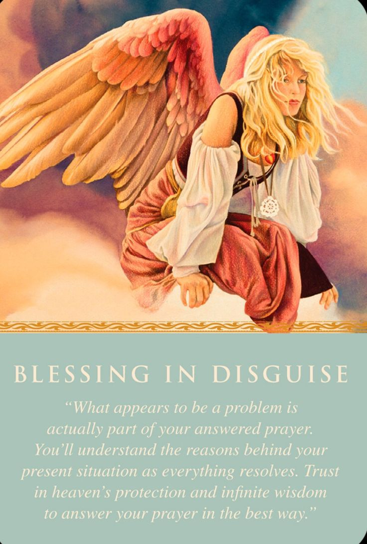 challenges blessings in disguise God sometimes sends us challenges as blessings in disguise, to make us stop and think along the way     to make us search our hearts and souls.