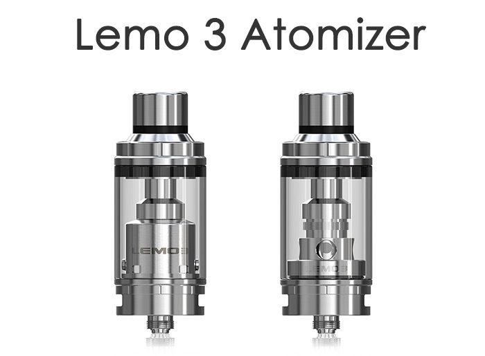 Eleaf Lemo 3 RTA Atomizer, Special Offer from Gearbest @ $26.68 !!!  http://www.mobilescoupons.com/e-cigarette/eleaf-lemo-3-rta-atomizer-special-offer-from-gearbest