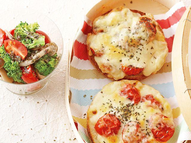 トマト&チーズトースト | S エスビー食品株式会社