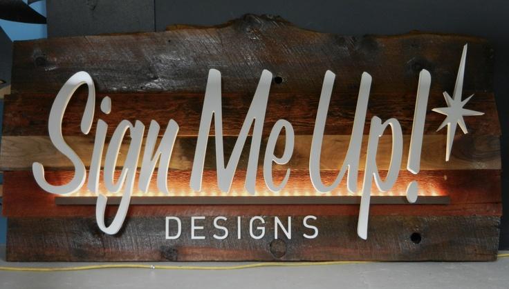 I made this one  signmeupdesigns.com