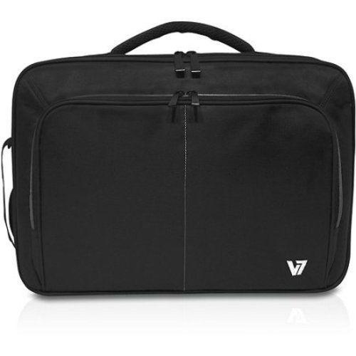 "Laptop Bag Notebook Tablet Carrying Shoulder Briefcase 2 Front-Loading 16"" NEW #1"