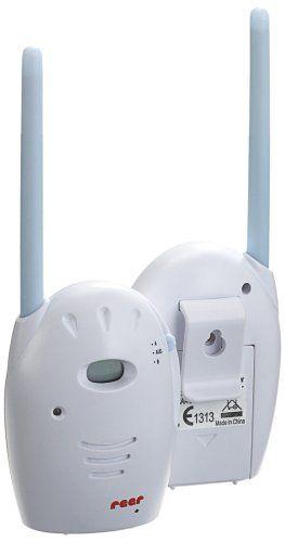 Reer 1200 Neo – Sistema de vigilancia para bebé (alcance 150 m, 2 canales)