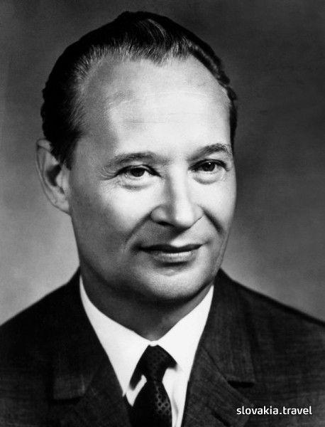 Alexander Dubček - osobnosť r. 1968