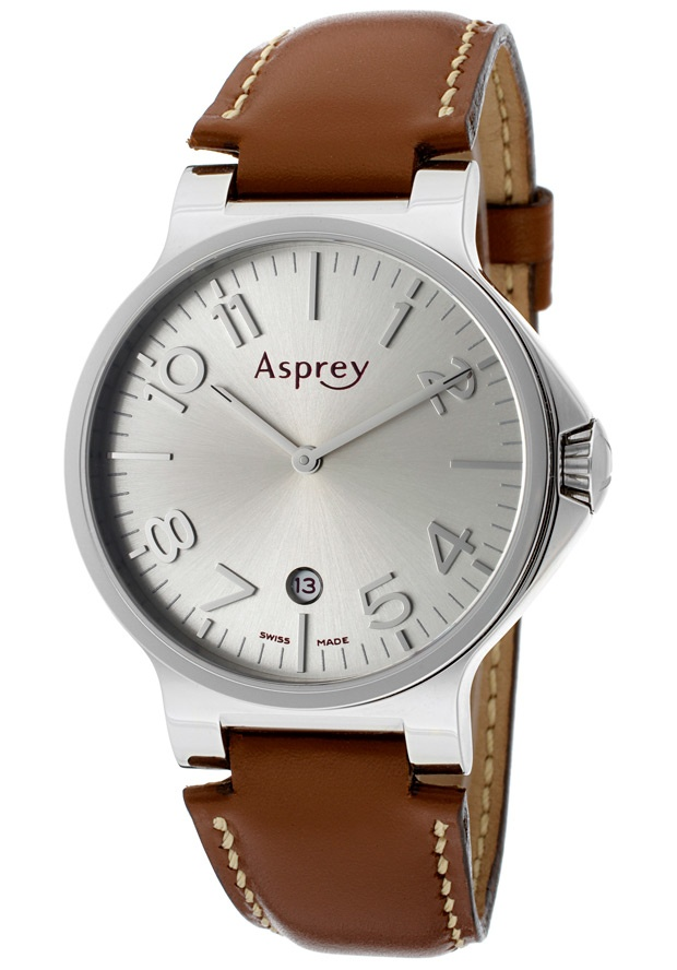 Price:$1109.00 #watches Asprey of London 1015422, Asprey has developed over generations into the finest British jeweller and luxury goods house, and become a name synonymous with refinement and luxury. As ever, each Asprey product is made with the most exacting craftsmanship using only the finest materials.