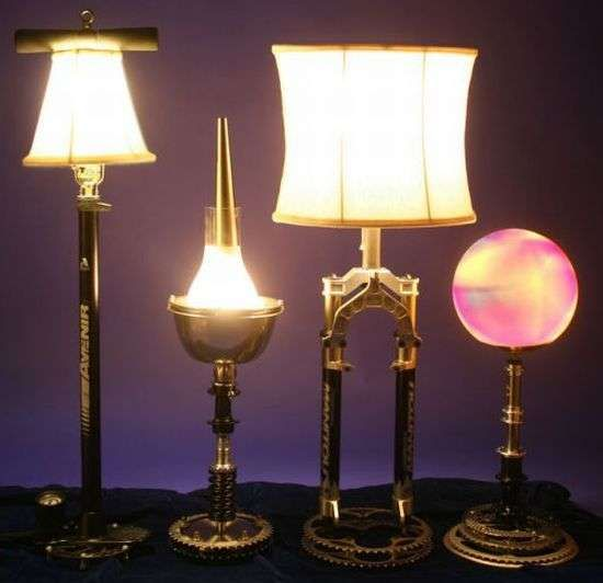 80 DIY Lighting Solutions - From DIY Cardboard Cutout Lamps to Bear-Shaped Night Lights (TOPLIST)