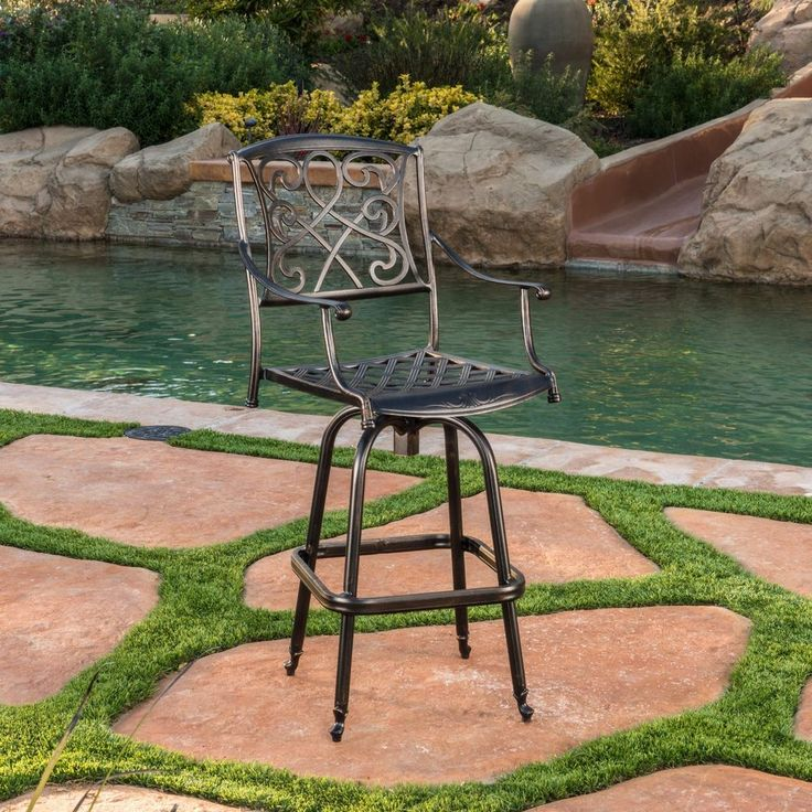 best 25+ cast aluminum patio furniture ideas on pinterest
