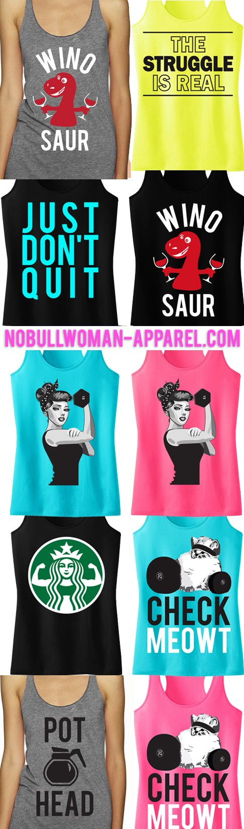 Get Geared up for #Summer! PICK ANY 3 #Workout Tank Tops for only $59.95 including shipping!! Tons to choose from, click here to buy http://nobullwoman-apparel.com/collections/sale-special-deals/products/3-workout-fitness-tank-tops-15-off-bundle-workout