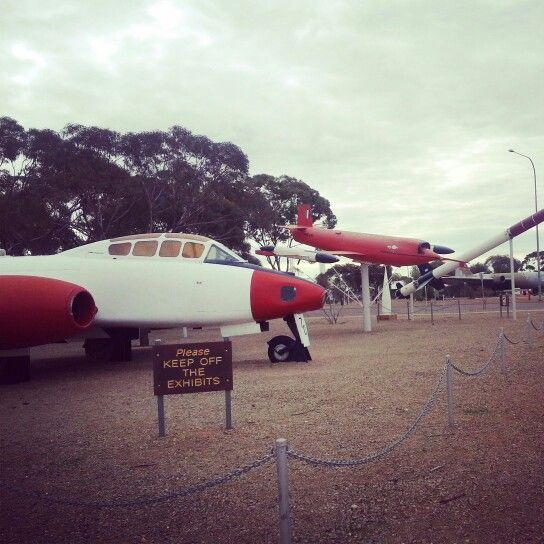Woomera Rocket Park, South Australia