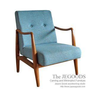 Jegoods Woodworking Studio Indonesia - produsen furniture kursi sofa chair retro vintage scandinavia style. Teak manufacturer of retro vintage furniture.