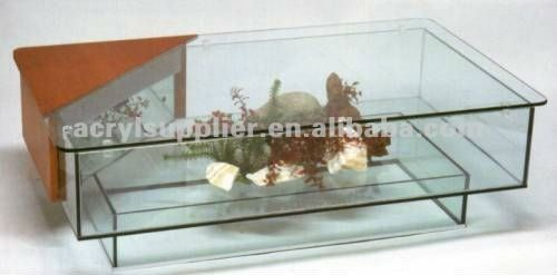 2015 hot venda transparente acrílico aquário do recife para hotel home