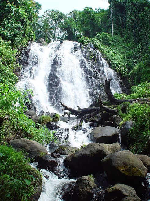 Mimbalot Falls (Iligan City, Lanao Del Norte, Mindanao)