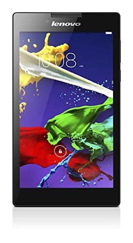 Lenovo Tab 2 A7 Bundle (59445647) 7-Inch 8 GB Tablet with Earbud and Sleeve, Ebony -  http://www.wahmmo.com/lenovo-tab-2-a7-bundle-59445647-7-inch-8-gb-tablet-with-earbud-and-sleeve-ebony/ -  - WAHMMO