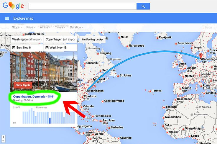 Google Flights is Awesome!