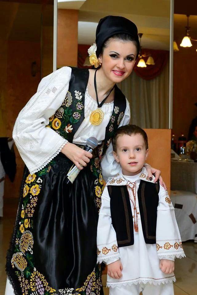 Andreea Voica. Romanian singer.