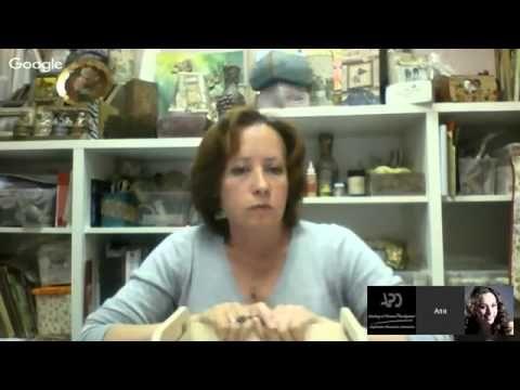 Декупажные шедевры Пятый день Марина Жукова - YouTube