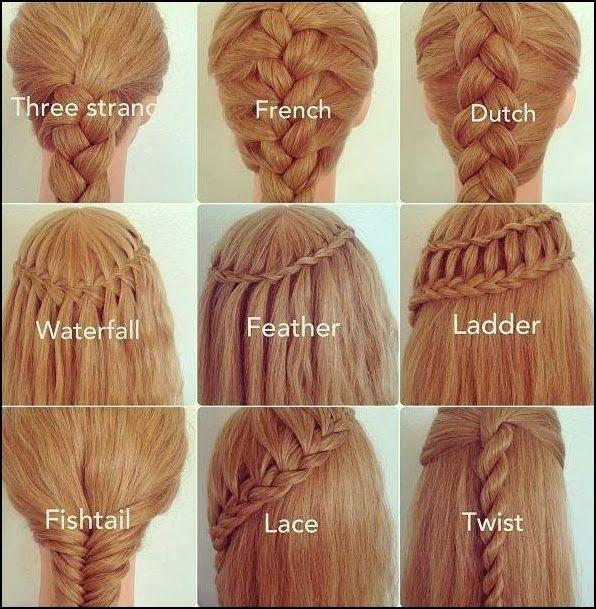 Best 25 Braided Hairstyles Ideas On Pinterest
