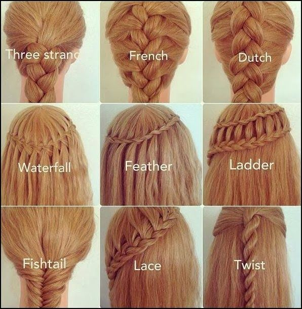 Ideas trenzada peinados Inspiring