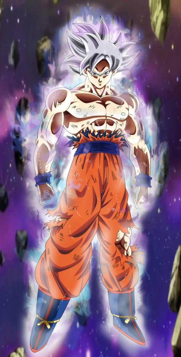 Goku Mastered Migatte No Gokui By Andrewdb13 On Deviantart Anime Dragon Ball Super Dragon Ball Super Artwork Dragon Ball Super Manga