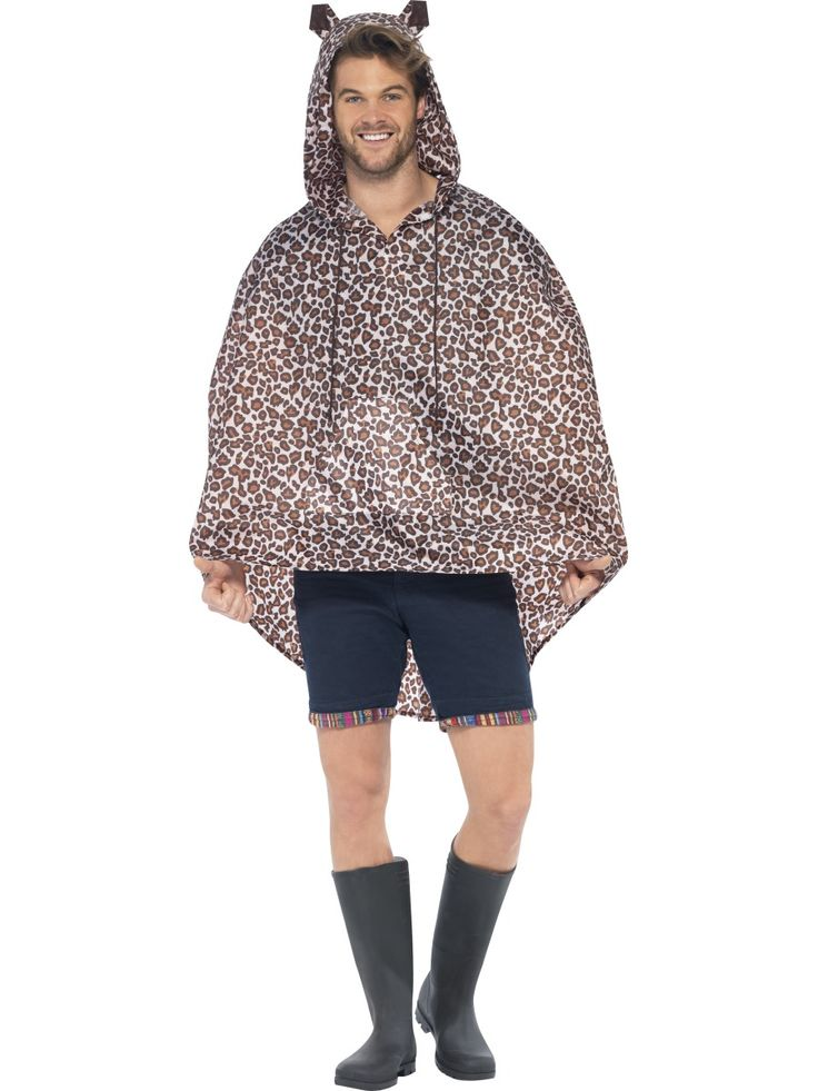 Sadeponcho leopardi