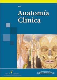 Libros de Medicina PDF Gratis: PRO ANATOMIA CLINICA 1ERA EDICION