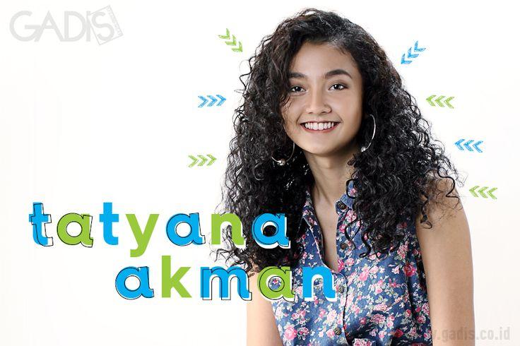 Jangan risih lagi memiliki rambut keriting super frizzy, karena Tatyana Akman akan memberikan tips merawat rambut curlynya. Selengkapnya http://www.gadis.co.id/seleb/rahasia-perawatan-rambut-tatyana-akman-