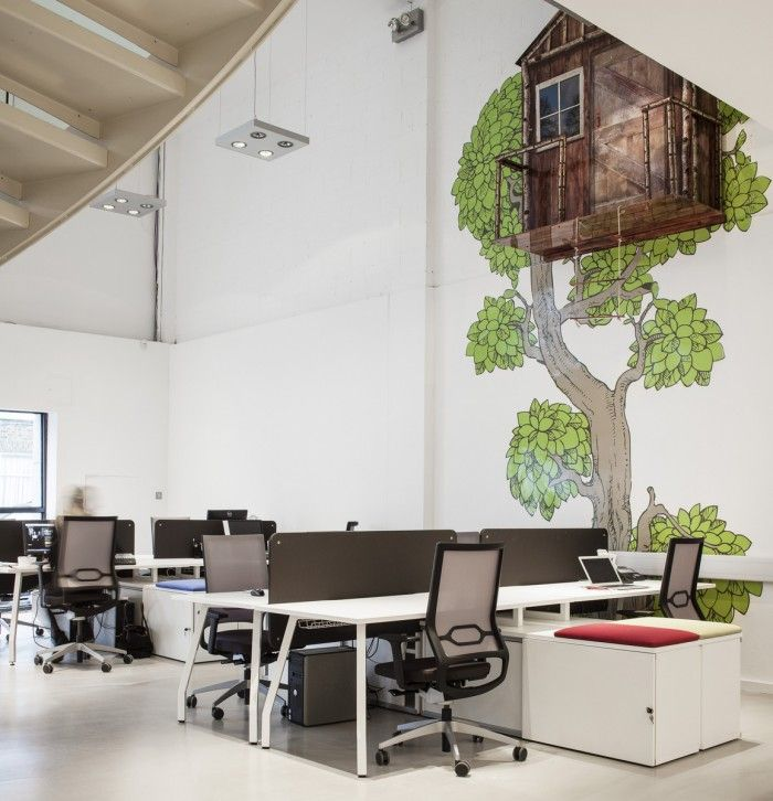 806 Best Fantastic Office Spaces Images On Pinterest