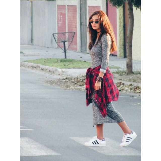 hay nuevo post en el blog! #blogger #post #bloglovin #superstar #street #ootd #love #instachile #ootdfash