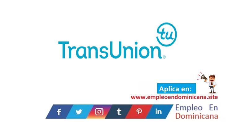 vacantes de empleos disponibles en TRANSUNION aplica ahora a la vacante de empleo en República Dominicana