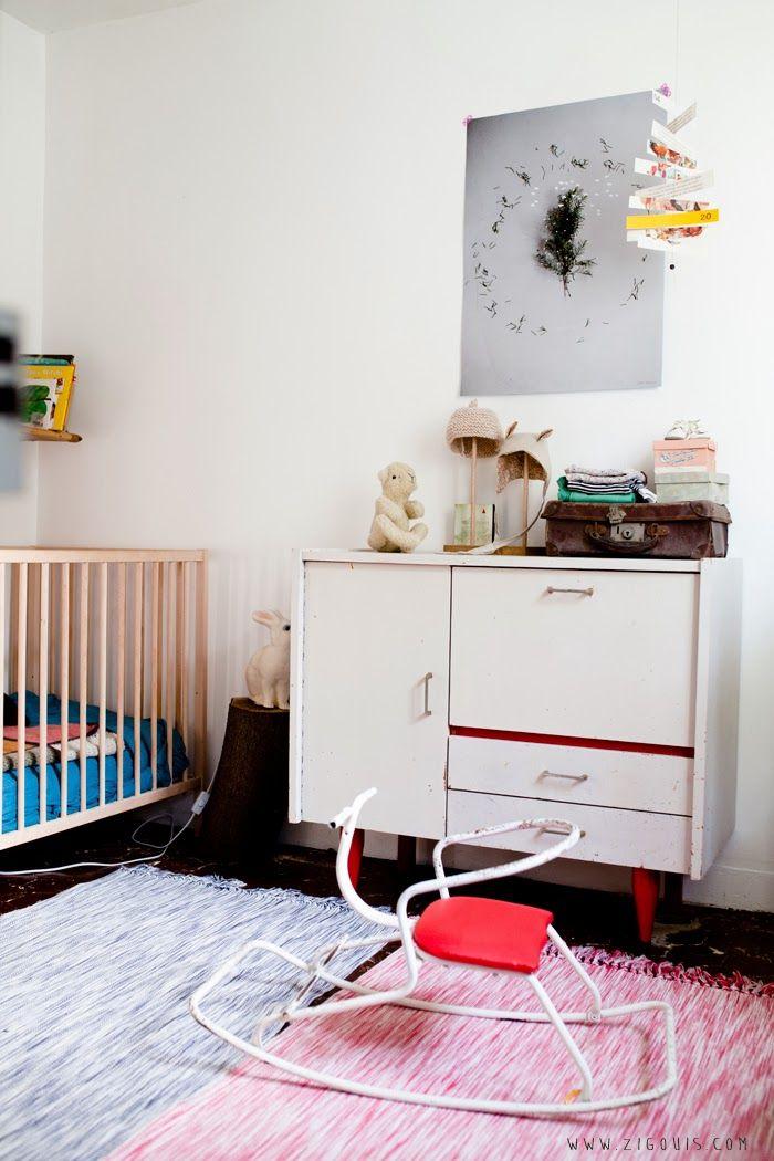 vintage room | les zigouis